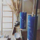 Blue végétale
